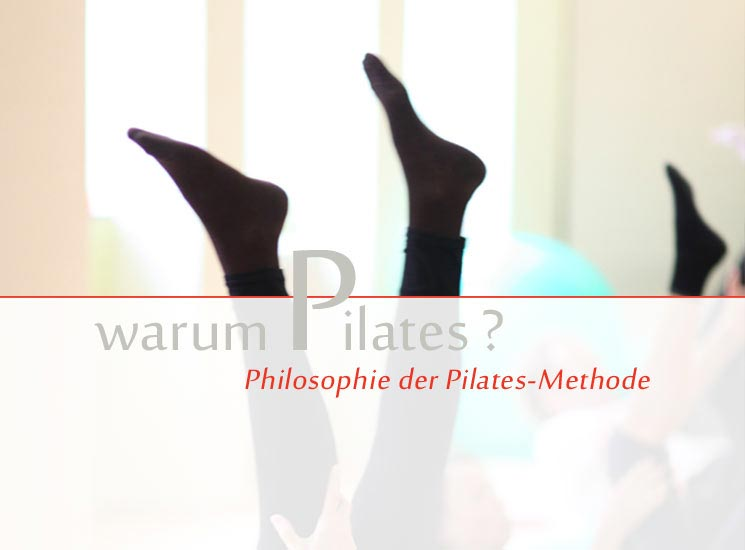 Philosophie der Pilates-Methode